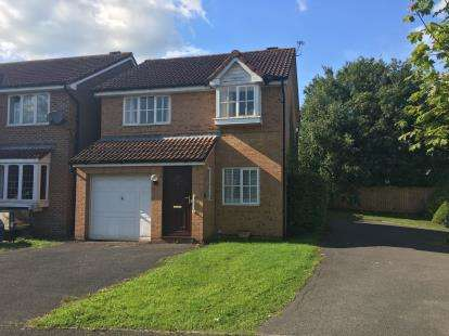 3 Bedrooms Detached House for sale in Gillingham
