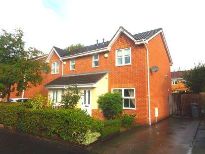 3 Bedrooms Semi Detached House for sale in Delamere Street, Warrington, Cheshire