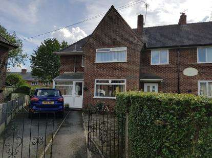 3 Bedrooms Semi Detached House for sale in Kinsey Avenue, Manchester, Greater Manchester