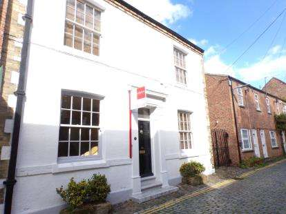 3 Bedrooms End Of Terrace House for sale in High Church Wynd, Yarm