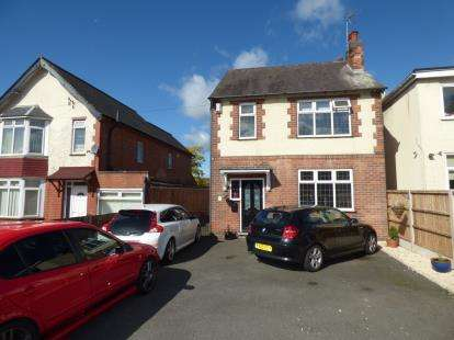 4 Bedrooms Detached House for sale in Stenson Road, Derby, Derbyshire