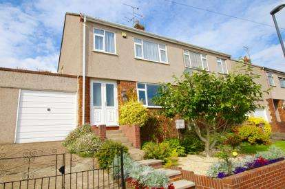 3 Bedrooms Semi Detached House for sale in Brook Road, Mangotsfield, Bristol, Gloucestershire