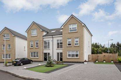 4 Bedrooms Semi Detached House for sale in Glengoyne Court, Jackton, South Lanarkshire