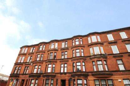 1 Bedroom Flat for sale in Orkney Place, Glasgow, Lanarkshire