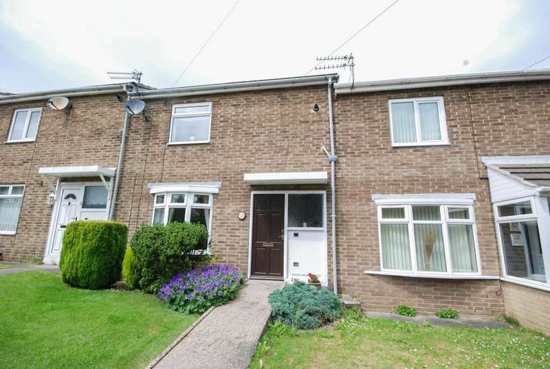 2 Bedrooms Terraced House for sale in St Nicholas View, West Boldon