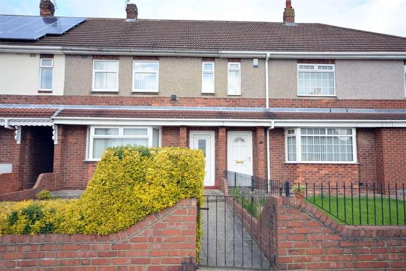 2 Bedrooms Terraced House for sale in Burnie Gardens, Shildon, DL4 1NB