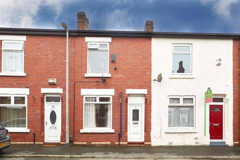 2 Bedrooms Terraced House for sale in Houghton Street, Swinton, Manchester, M27 8XW