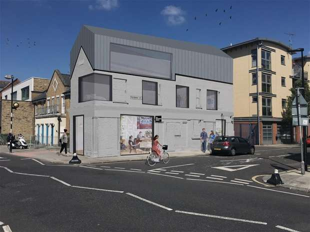 Commercial Property for sale in Old Bethnal Green Road, Bethnal Green