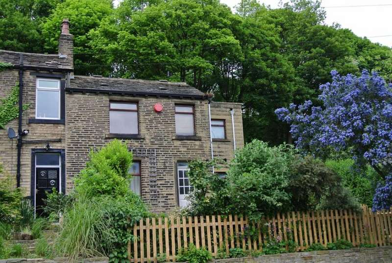 3 Bedrooms Semi Detached House for sale in Halifax Old Road, Grimescar, Huddersfield, HD2