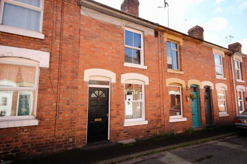 2 Bedrooms Terraced House for sale in Perdiswell Street, Northwick, Worcester, WR3