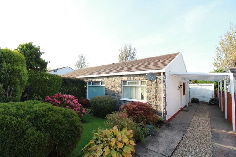 2 Bedrooms Semi Detached Bungalow for sale in Canterbury Road, Beaufort, Ebbw Vale, NP23