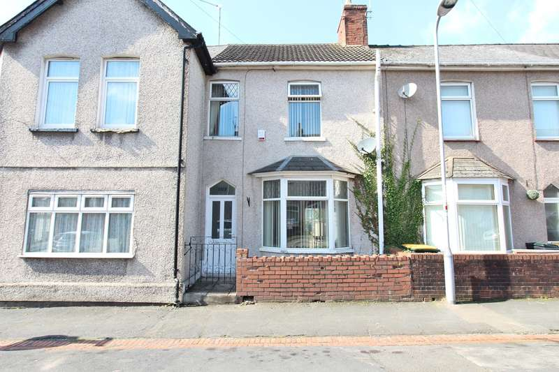 3 Bedrooms Terraced House for sale in Durham Road, Newport, NP19