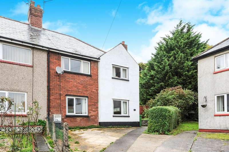 3 Bedrooms Semi Detached House for sale in Pilton Place, Cardiff