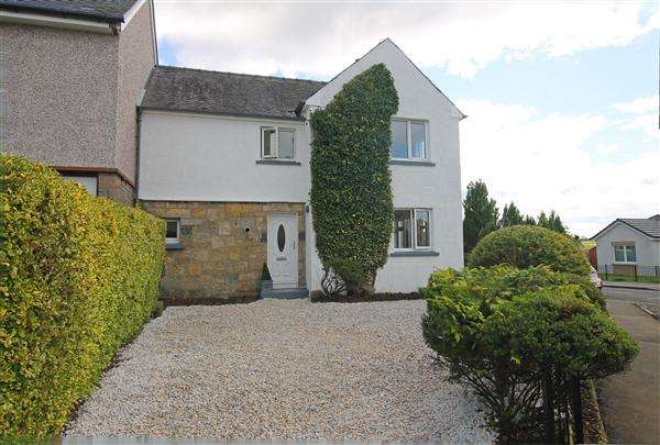 3 Bedrooms End Of Terrace House for sale in Cultenhove Crescent, Stirling
