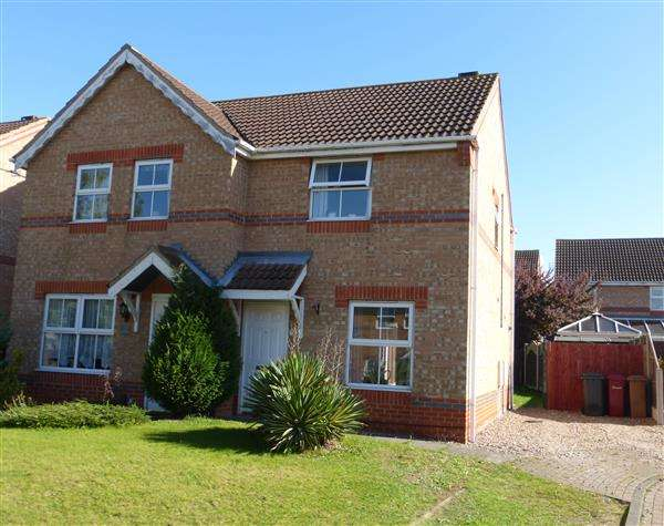 2 Bedrooms Semi Detached House for sale in Jesmond Avenue, Scunthorpe
