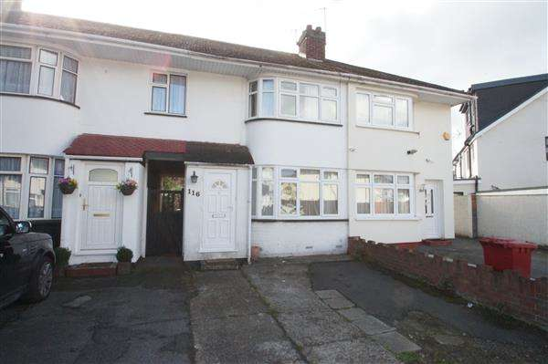 2 Bedrooms Terraced House for sale in Bower Way, Cippenham, Slough