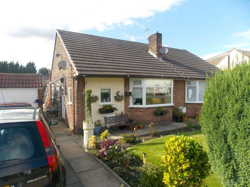 2 Bedrooms Semi Detached Bungalow for sale in Carron Grove, Bolton, BL2