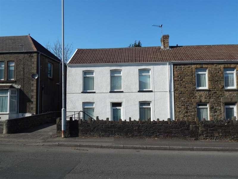 3 Bedrooms Semi Detached House for sale in Bethel Road, Llansamlet, Swansea