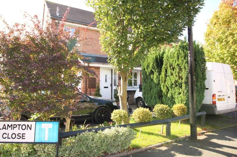2 Bedrooms Flat for sale in Bridgewater Road, Altrincham, WA14