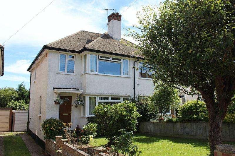 4 Bedrooms Semi Detached House for sale in Benhurst Gardens, Selsdon, South Croydon, Surrey