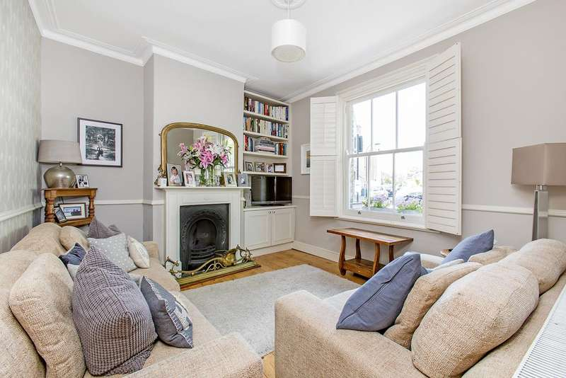 3 Bedrooms Terraced House for sale in Dalling Road, W6