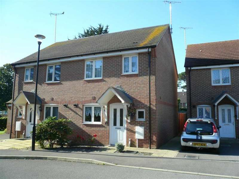 3 Bedrooms Semi Detached House for sale in The Limes, Rustington, West Sussex