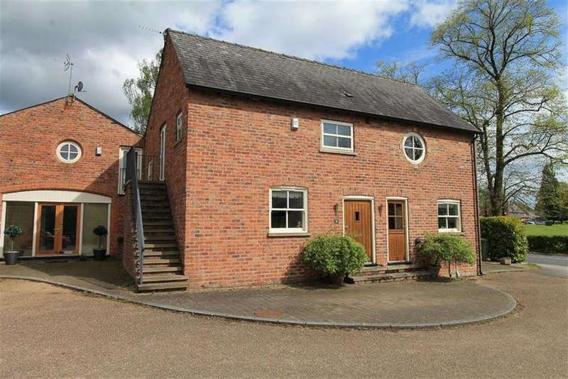 4 Bedrooms Barn Conversion Character Property for sale in Mill Lane, Alderley Edge