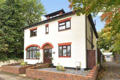 6 Bedrooms Detached House for sale in High Street, Farnborough Village, Kent
