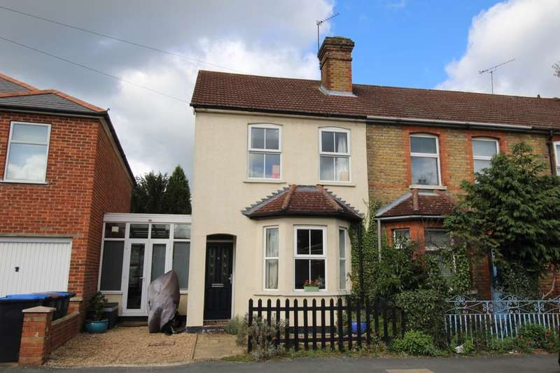 3 Bedrooms Semi Detached House for sale in Clarence Street, Egham, TW20