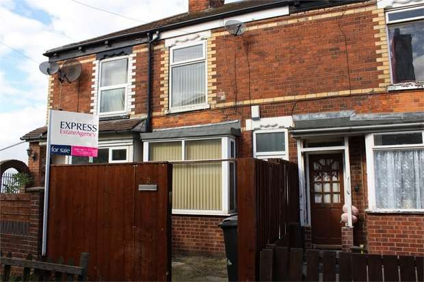 2 Bedrooms Terraced House for sale in Delhi Street, Hull, East Riding of Yorkshire