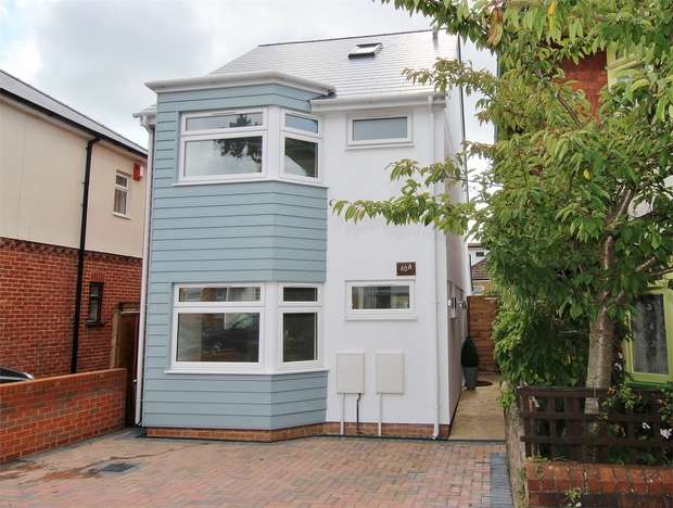 3 Bedrooms Detached House for sale in Palmerston Road, Lower Parkstone, POOLE, Dorset