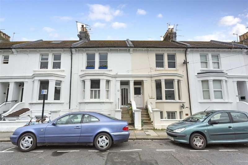 1 Bedroom Flat for sale in Goldstone Road, Hove