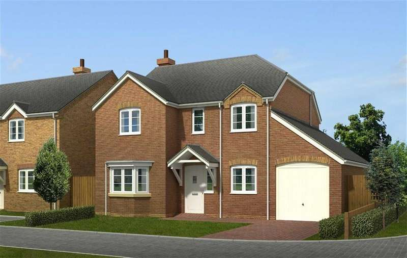 4 Bedrooms Detached House for sale in Ridge Gardens, Cosby
