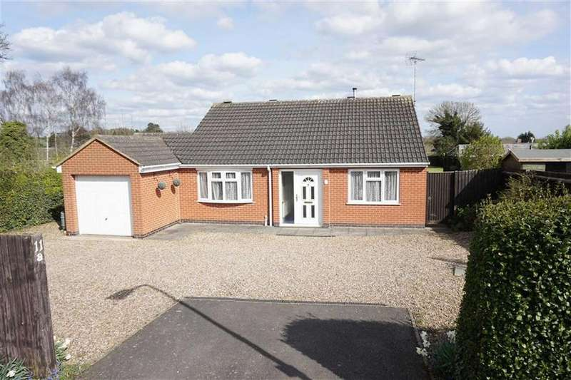 3 Bedrooms Detached Bungalow for sale in Kibworth Beauchamp