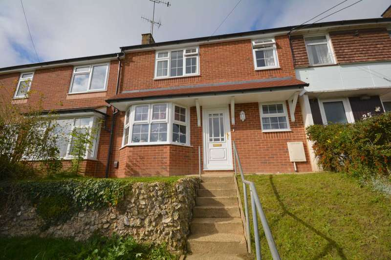 3 Bedrooms Terraced House for sale in Glenister Road, Chesham HP5