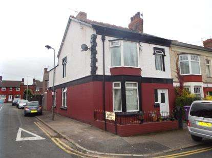 4 Bedrooms Terraced House for sale in Russian Drive, Liverpool, Merseyside, England, L13