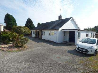 3 Bedrooms Bungalow for sale in Lon Glenelen, Abererch, Pwllheli, Gwynedd, LL53