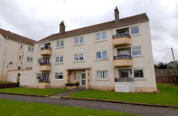 2 Bedrooms Flat for sale in 37D Hurlford Road, Kilmarnock, KA1 4LB