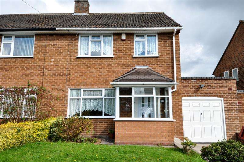 3 Bedrooms Semi Detached House for sale in Wirral Road, Bournville Village Trust, Birmingham