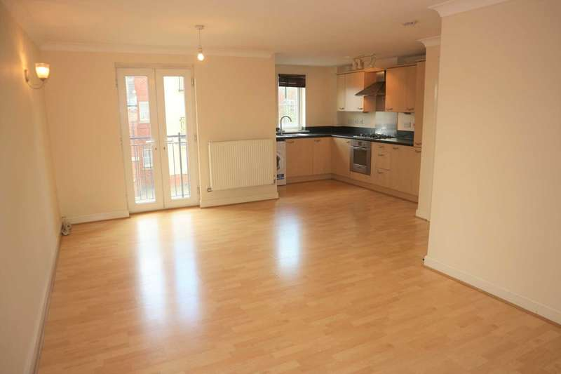 2 Bedrooms Apartment Flat for sale in Romney Point, Repton Park