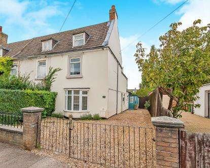 3 Bedrooms Semi Detached House for sale in High Street, Eye, Peterborough, Cambridgeshire