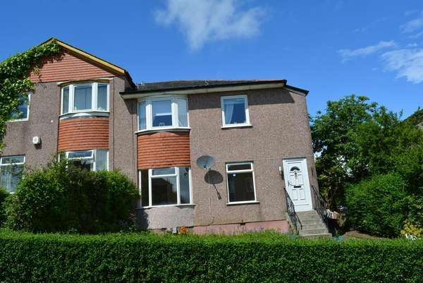 3 Bedrooms Flat for sale in 21 Croftmont Avenue, Glasgow, G44 5LG