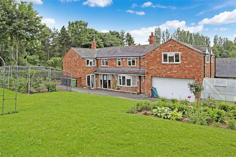 5 Bedrooms Unique Property for sale in Melton Road, Shangton, Leicester