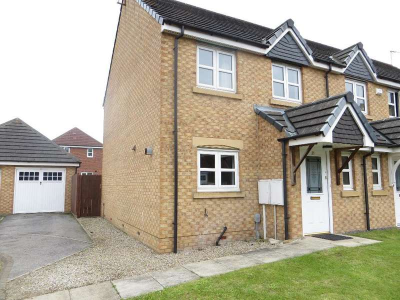 3 Bedrooms End Of Terrace House for sale in Elvaston Park, Hull, HU7 3JX