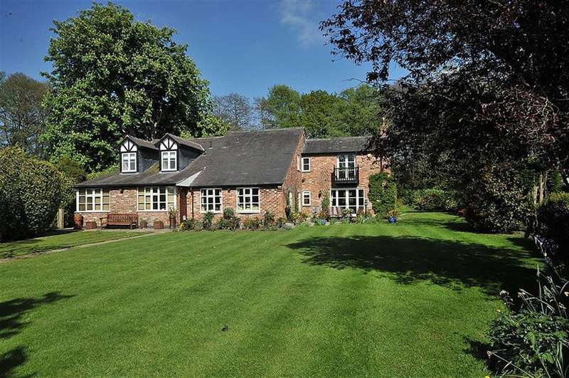 4 Bedrooms Detached House for sale in Gore Lane, Alderley Edge