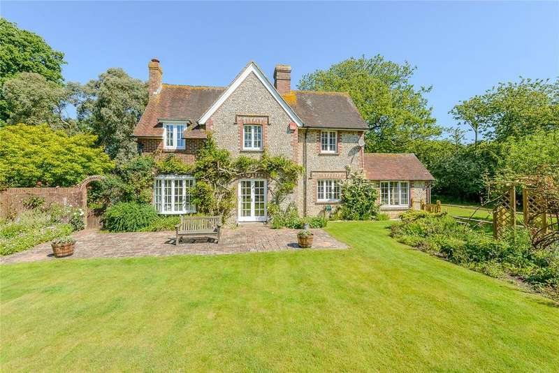 3 Bedrooms Detached House for sale in West Lavant, Chichester, West Sussex