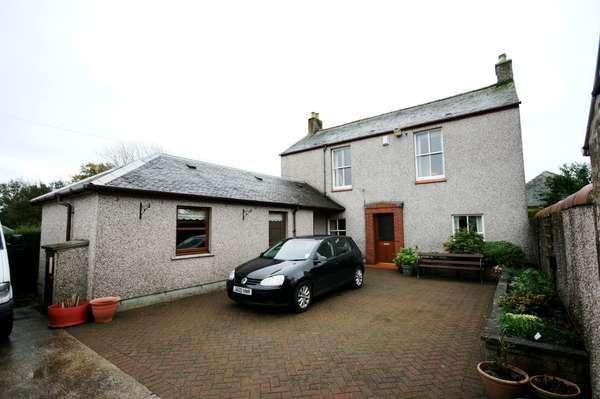 3 Bedrooms Detached House for sale in 2-4 Kirkton Road, Fenwick, Kilmarnock, KA3 6DH