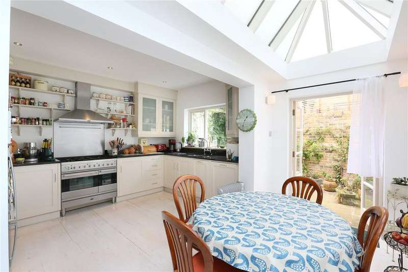 4 Bedrooms Terraced House for sale in Marville Road, London