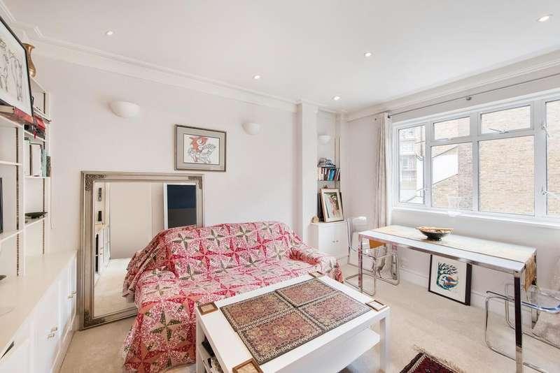 1 Bedroom Flat for sale in Thackeray Court, Elystan Place, SW3