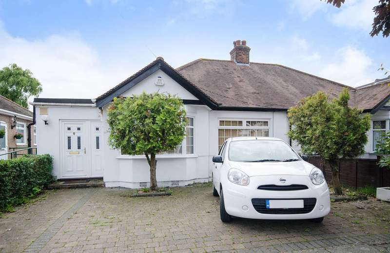4 Bedrooms House for sale in Islip Gardens, Northolt, UB5